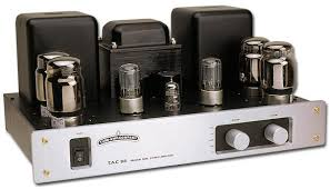 tac 34 dream buizenversterker tube amplifier vincent